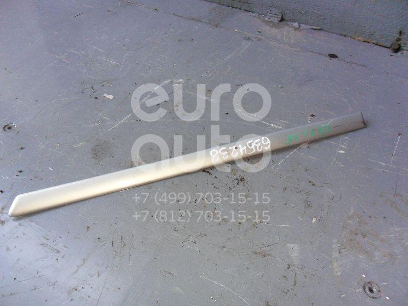 Молдинг задней левой двери для VW Golf IV/Bora 1997-2005 - Фото №1
