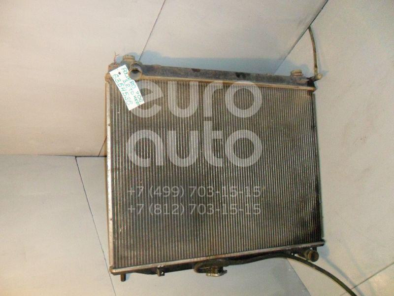 Радиатор основной для Mitsubishi Pajero/Montero (V6, V7) 2000-2006;Pajero/Montero (V8, V9) 2007> - Фото №1