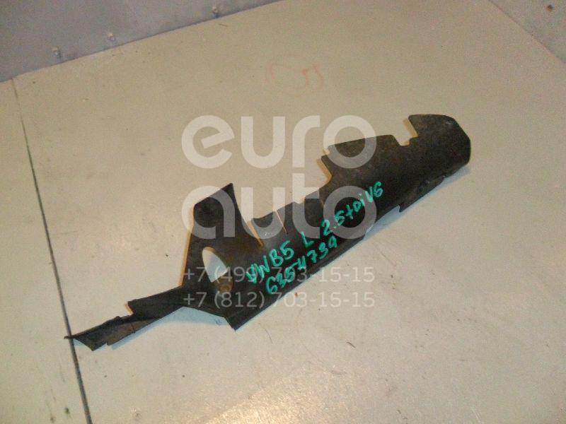 Воздуховод радиатора левый для VW Passat [B5] 1996-2000 - Фото №1