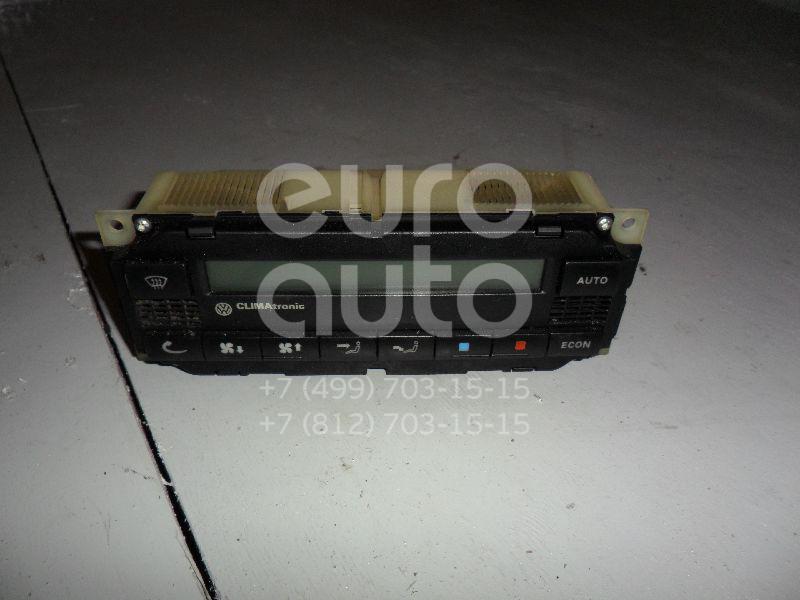 Блок управления климатической установкой для VW Passat [B5] 1996-2000;Golf IV/Bora 1997-2005;Passat [B5] 2000-2005 - Фото №1