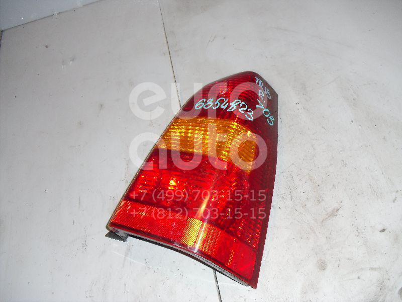 Фонарь задний правый для Mazda Tribute (EP) 2001-2007 - Фото №1