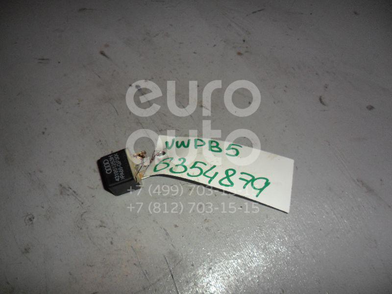 Реле для VW,Audi Passat [B5] 1996-2000;80/90 [B2] >1986;80/90 [B3] 1986-1991;100/200 [43] >1983;100/200 [44] 1983-1991;100 [C4] 1991-1994;A2 [8Z0] 2000-2005;A3 (8L1) 1996-2003;A4 [B5] 1994-2001;A6 [C4] 1994-1997 - Фото №1