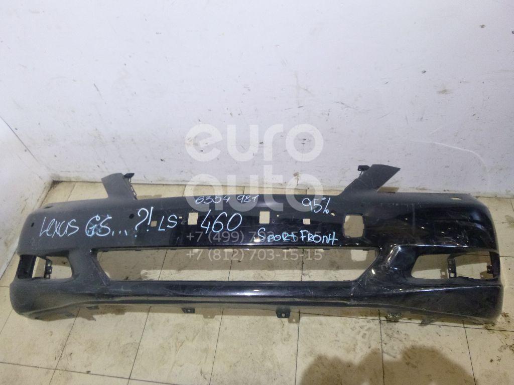 Бампер передний для Lexus LS (USF4#) 2006> - Фото №1