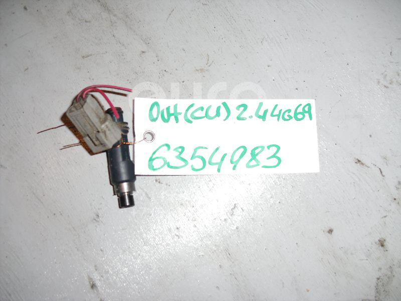 Форсунка инжекторная электрическая для Mitsubishi Outlander (CU) 2001-2008 - Фото №1