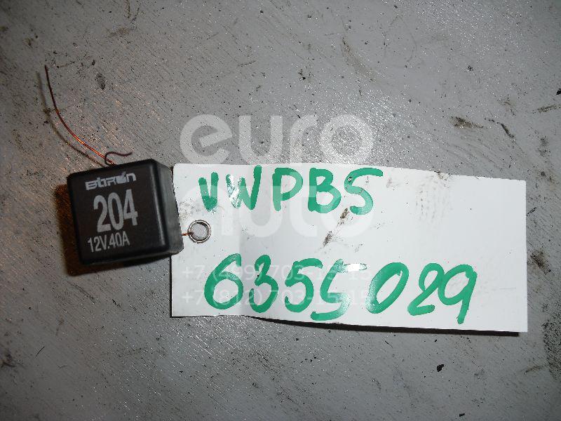 Реле для VW,Audi Passat [B5] 1996-2000;80/90 [B2] >1986;80/90 [B3] 1986-1991;100/200 [43] >1983;100/200 [44] 1983-1991;100 [C4] 1991-1994;A2 [8Z0] 2000-2005;A3 (8L1) 1996-2003;A4 [B5] 1994-2000;A6 [C4] 1994-1997 - Фото №1
