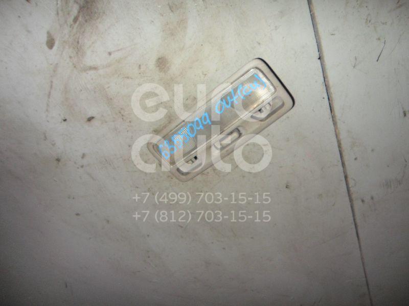 Плафон салонный для Mitsubishi Outlander (CU) 2001-2008;Space Wagon (N8,N9) 1998-2004;Pajero Pinin (H6,H7) 1999-2005;Pajero/Montero III (V6, V7) 2000-2006;Lancer (CS/Classic) 2003-2008 - Фото №1