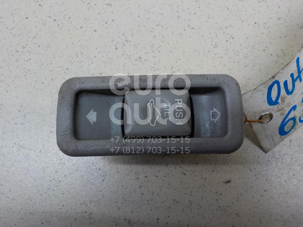 Кнопка люка для Mitsubishi Outlander (CU) 2001-2008;Galant (DJ,DM) 2003-2012 - Фото №1