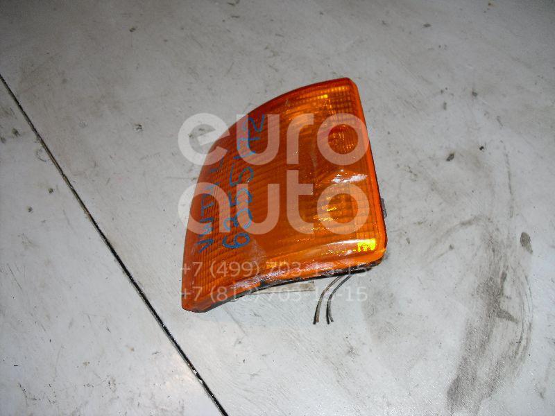 Указатель поворота левый желтый для VW Transporter T4 1991-1996;Transporter T4 1996-2003 - Фото №1