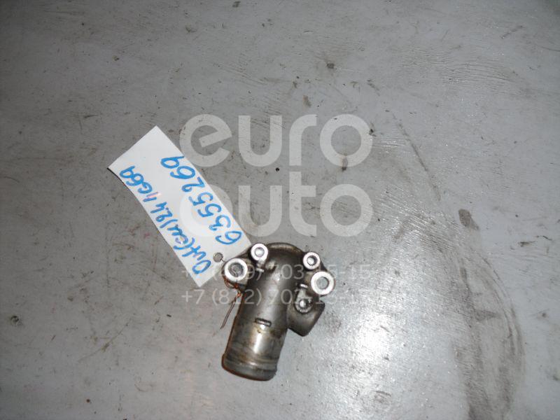 Фланец двигателя системы охлаждения для Mitsubishi Outlander (CU) 2001-2008;Grandis (NA#) 2004-2010 - Фото №1