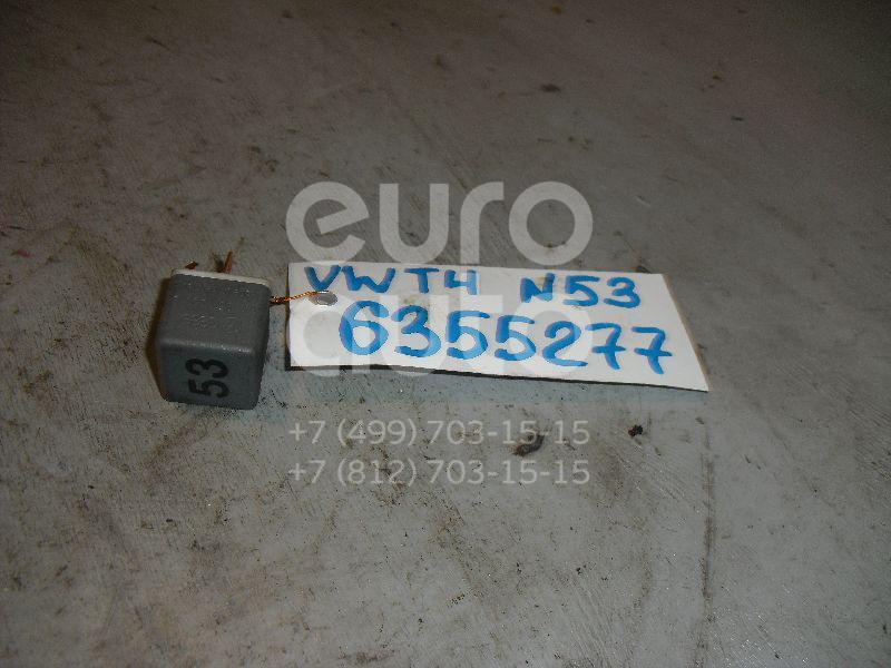 Реле для VW,Audi Transporter T4 1991-1996;80/90 [B2] >1986;80/90 [B3] 1986-1991;100/200 [43] >1983;100/200 [44] 1983-1991;100 [C4] 1991-1994;A2 [8Z0] 2000-2005;A3 (8L1) 1996-2003;A4 [B5] 1994-2001;A6 [C4] 1994-1997 - Фото №1
