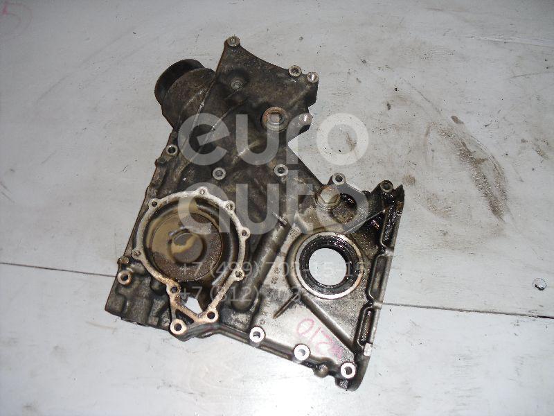 Крышка двигателя передняя для Mercedes Benz,Ssang Yong W210 E-Klasse 1995-2000;Vito (638) 1996-2003;W124 1984-1993;W202 1993-2000;C208 CLK coupe 1997-2002;Korando KJ 1996-2006 - Фото №1