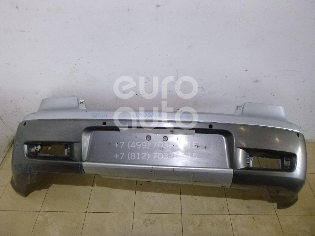 Бампер задний для Mitsubishi Outlander (CU) 2003-2009 - Фото №1