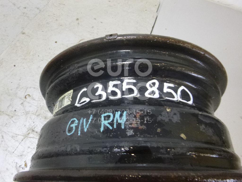 Диск колесный железо для VW Golf IV/Bora 1997-2005 - Фото №1