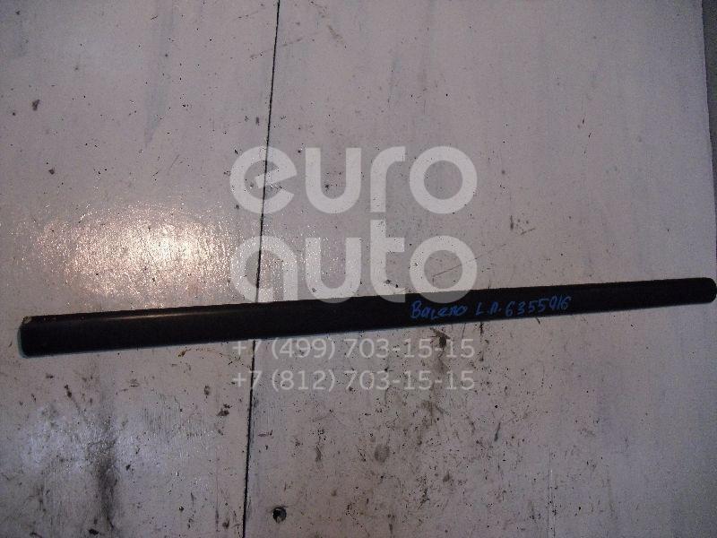 Молдинг передней левой двери для Suzuki Baleno 1998-2007;Baleno 1995-1998 - Фото №1