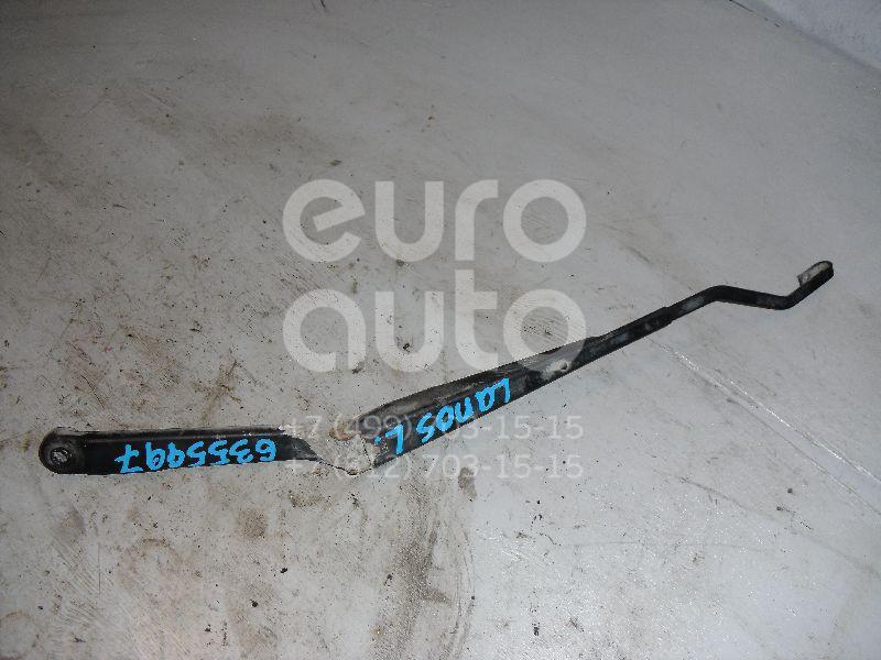 Поводок стеклоочистителя передний левый для Chevrolet Lanos 2004>;Lanos 1997> - Фото №1