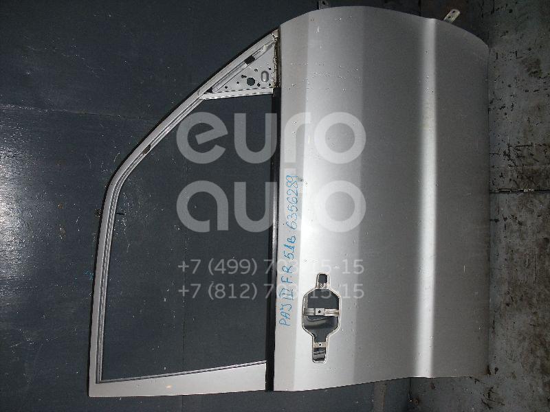Дверь передняя правая для Mitsubishi Pajero/Montero (V6, V7) 2000-2006 - Фото №1