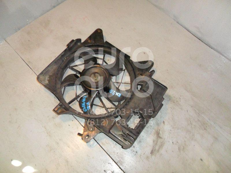 Вентилятор радиатора для Mazda Tribute (EP) 2000-2007 - Фото №1
