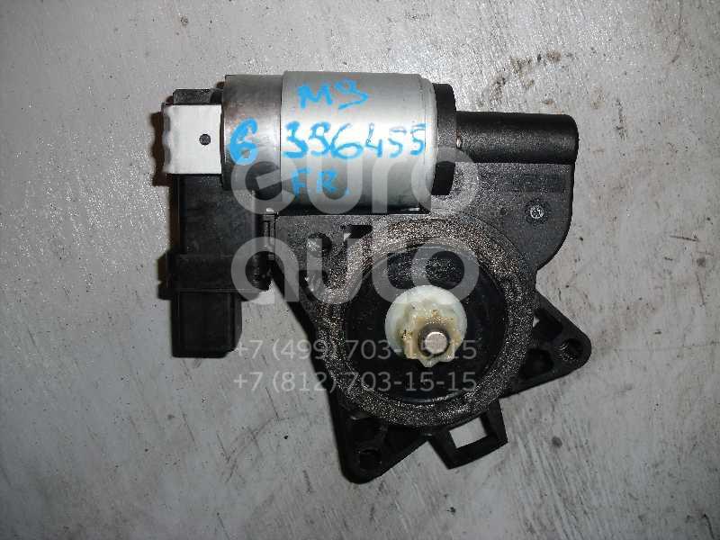 Моторчик стеклоподъемника для Mazda Mazda 3 (BK) 2002-2009;Mazda 5 (CR) 2005-2010;Mazda 6 (GG) 2002-2007;Mazda 2 (DY) 2003-2006;CX 7 2007>;RX-8 2003>;CX 9 2007> - Фото №1