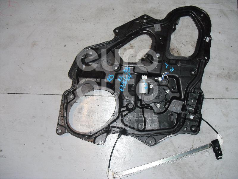 Стеклоподъемник электр. задний левый для Mazda Mazda 3 (BK) 2002-2009 - Фото №1