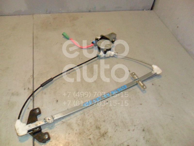 Стеклоподъемник электр. задний правый для Honda CR-V 2002-2006 - Фото №1