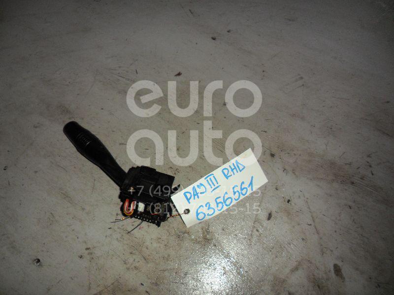 Переключатель стеклоочистителей для Mitsubishi Pajero/Montero (V6, V7) 2000-2006 - Фото №1