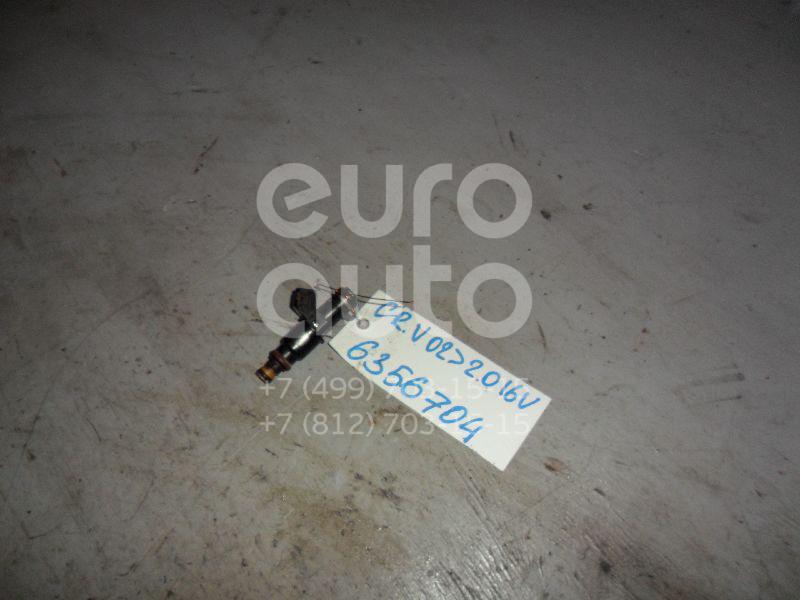 Форсунка инжекторная электрическая для Honda CR-V 2002-2006;Civic 2001-2005;Stream 2001-2005 - Фото №1