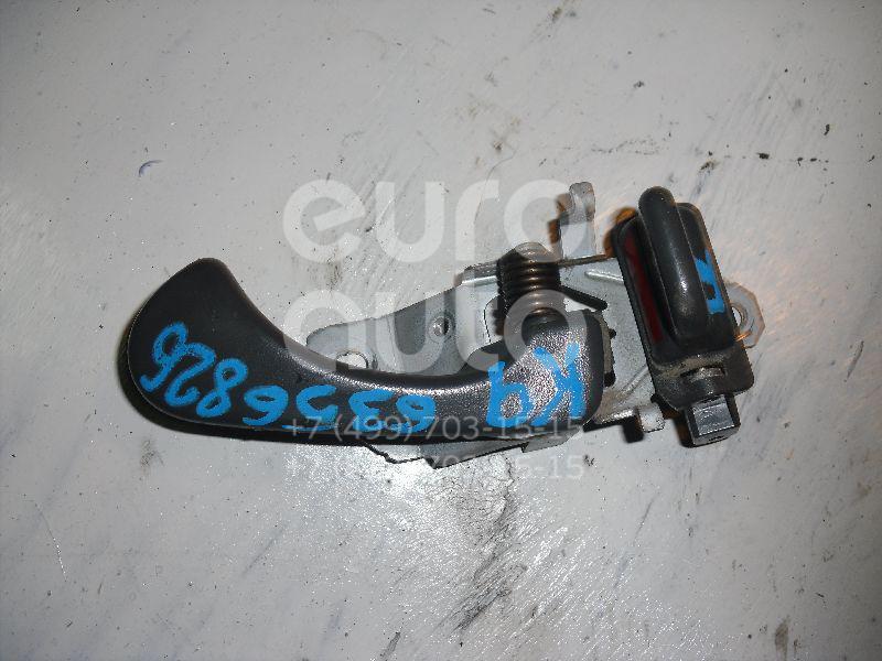 Ручка двери внутренняя правая для Mitsubishi Pajero/Montero Sport (K9) 1998-2008;L200 (K6,K7) 1996-2006 - Фото №1