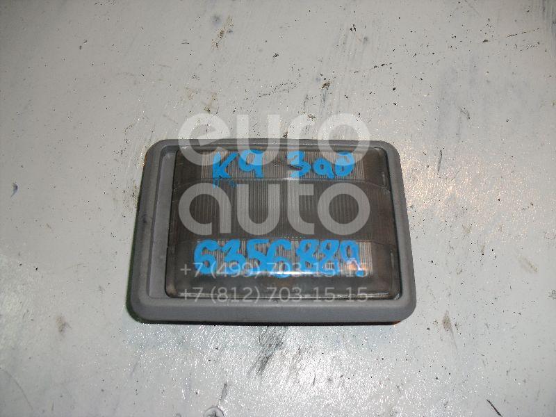 Плафон салонный для Mitsubishi Pajero/Montero Sport (K9) 1997-2008;Lancer (C6) 1988-1992;Lancer (CB) 1992-1996;L300 1986-2014;Pajero/Montero I 1982-1990;Colt 1988-1992;Galant (E1) 1984-1987;Colt 1992-1996;Space Gear 1995-2000 - Фото №1