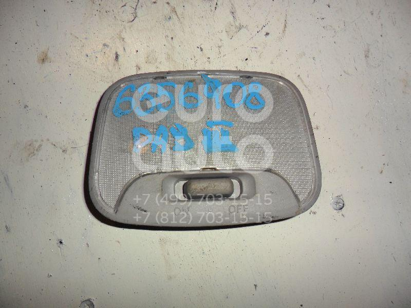 Плафон салонный для Mitsubishi Pajero/Montero III (V6, V7) 2000-2006;Space Wagon (N3,N4) 1991-2000;Galant (EA) 1997-2003;Space Wagon (N8,N9) 1998-2004;Colt (CJ) 1996-2004;Pajero/Montero Sport (K9) 1997-2008;Outlander (CU) 2003-2008 - Фото №1