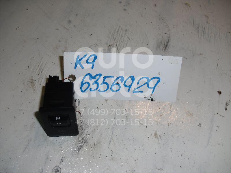 Кнопка корректора фар для Mitsubishi Pajero/Montero Sport (K9) 1997-2008;L200 (K6,K7) 1996-2006 - Фото №1
