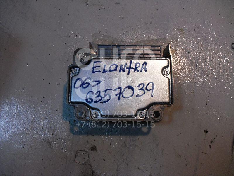 Блок управления AIR BAG для Hyundai Elantra 2006-2011 - Фото №1