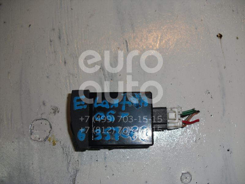 Кнопка корректора фар для Hyundai Elantra 2006-2011 - Фото №1