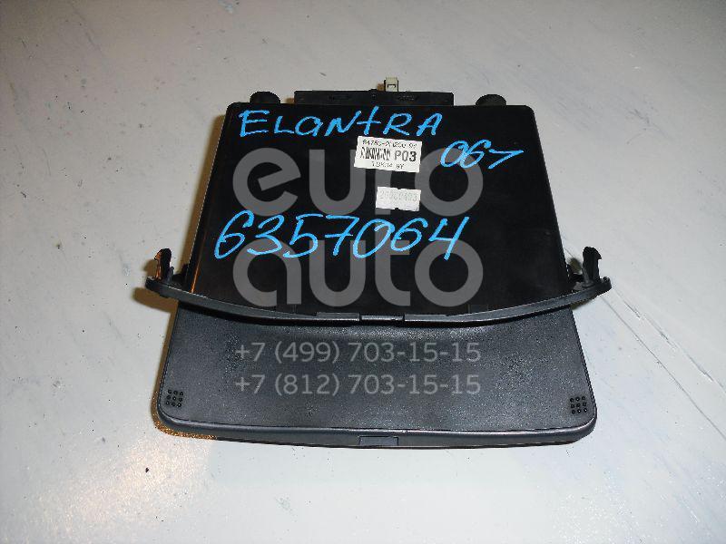 Пепельница передняя для Hyundai Elantra 2006-2011 - Фото №1