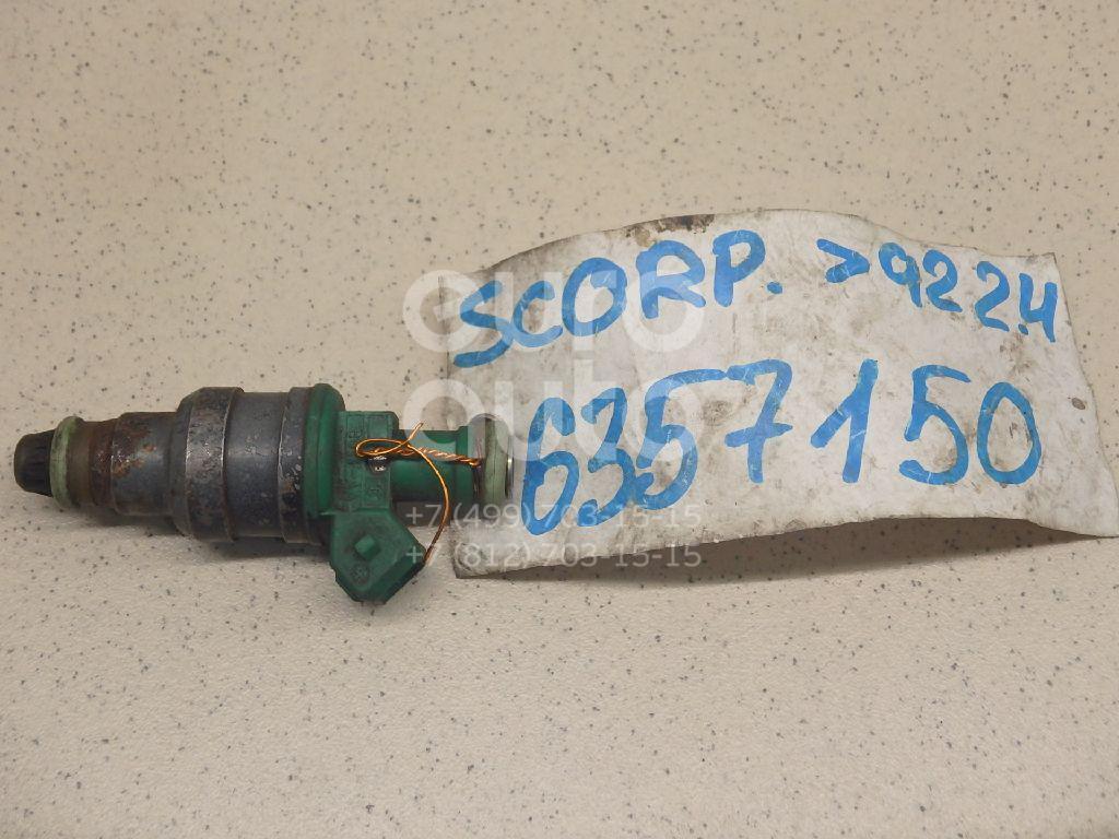 Форсунка инжекторная электрическая для Ford Scorpio 1986-1992 - Фото №1