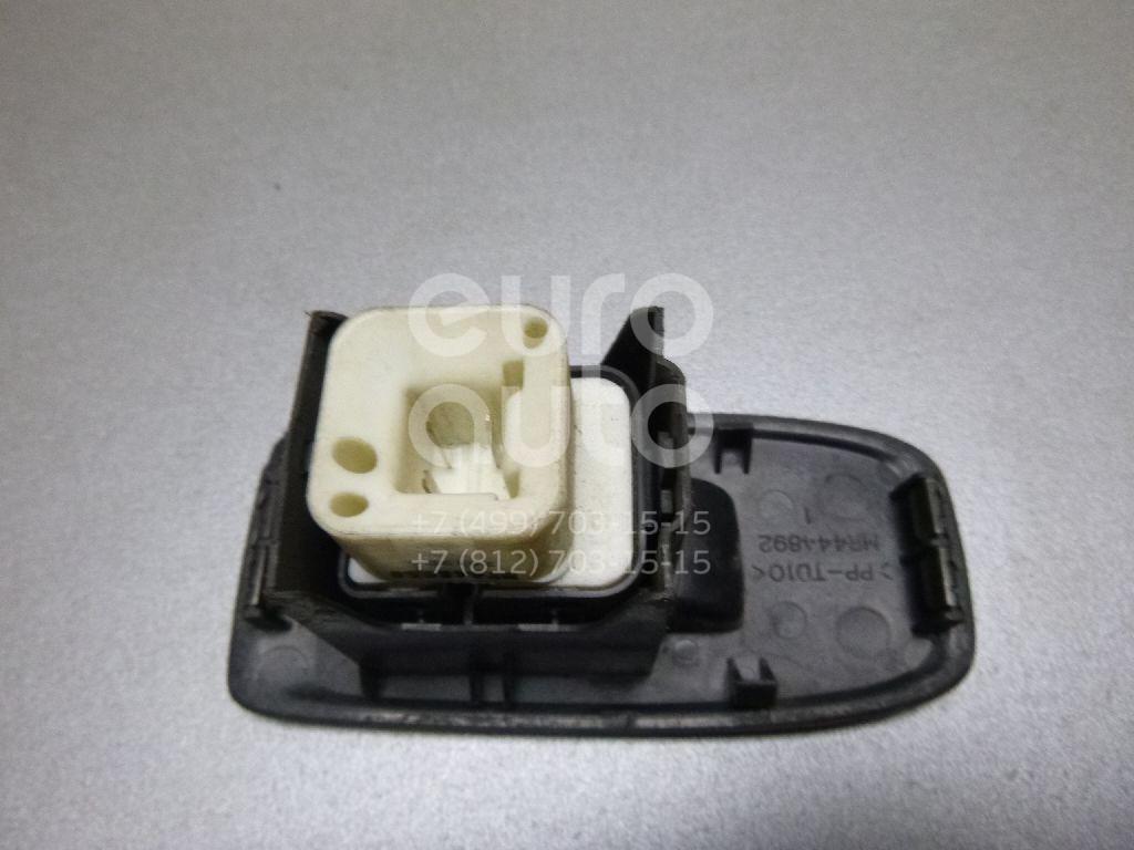 Кнопка стеклоподъемника для Mitsubishi Pajero/Montero (V6, V7) 2000-2006 - Фото №1