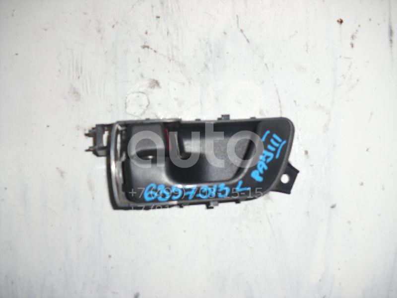 Ручка двери внутренняя левая для Mitsubishi Pajero/Montero III (V6, V7) 2000-2006 - Фото №1