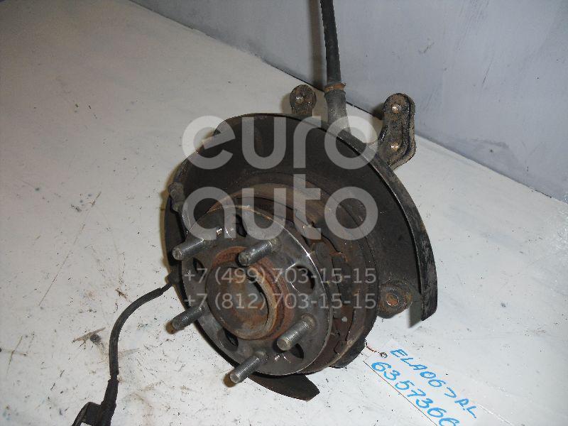 Кулак поворотный задний левый для Hyundai Elantra 2006-2011;i30 2007-2012 - Фото №1