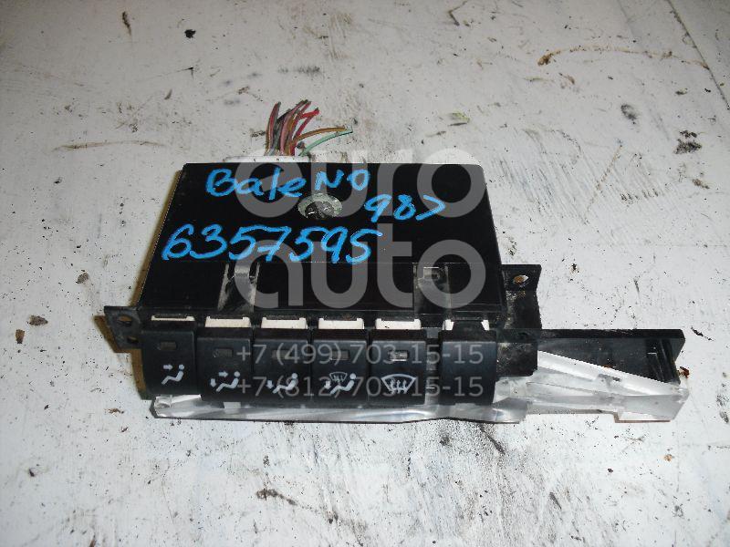 Блок управления отопителем для Suzuki Baleno 1998-2007 - Фото №1