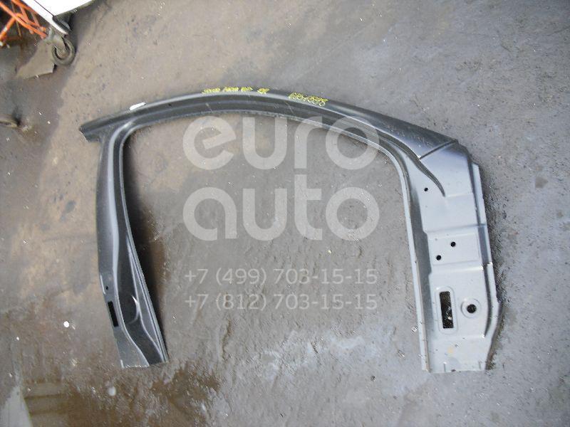 Стойка передней двери для Skoda Fabia 2007-2015 - Фото №1