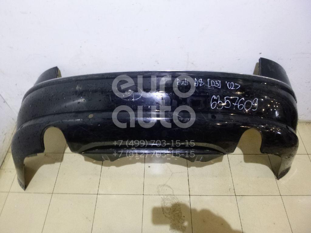 Бампер задний для Audi A8 [D3,4E] 2004-2010 - Фото №1