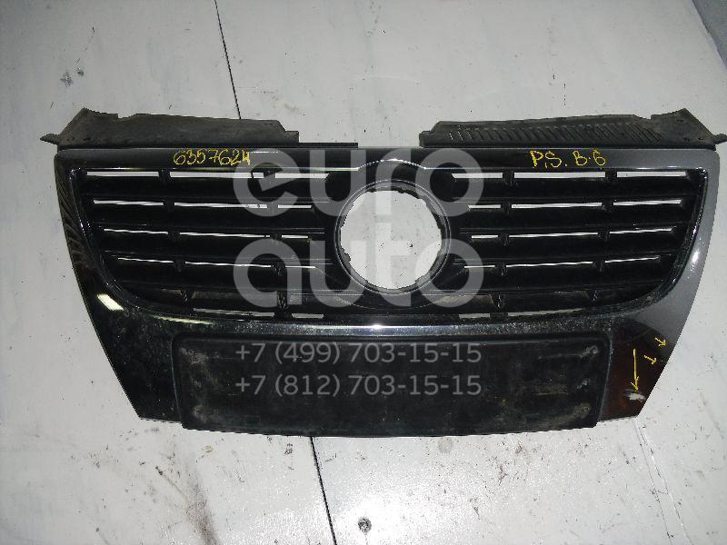 Решетка радиатора для VW Passat [B6] 2005-2010 - Фото №1