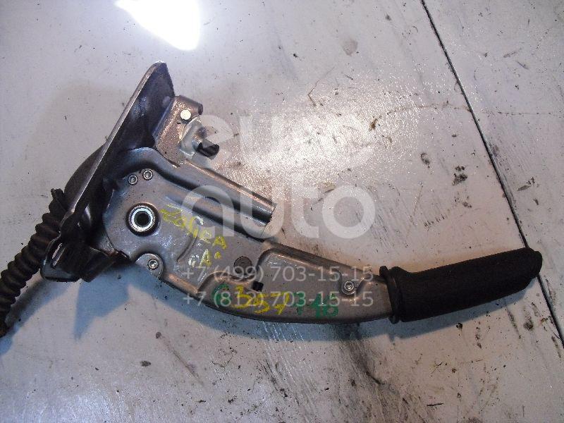 Рычаг стояночного тормоза для Opel Zafira (F75) 1999-2005 - Фото №1