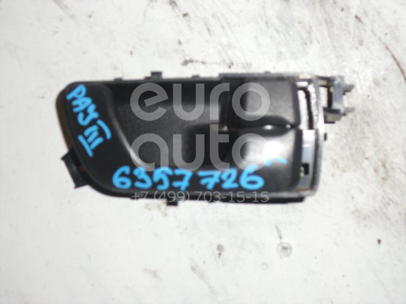 Ручка двери внутренняя правая для Mitsubishi Pajero/Montero (V6, V7) 2000-2006 - Фото №1