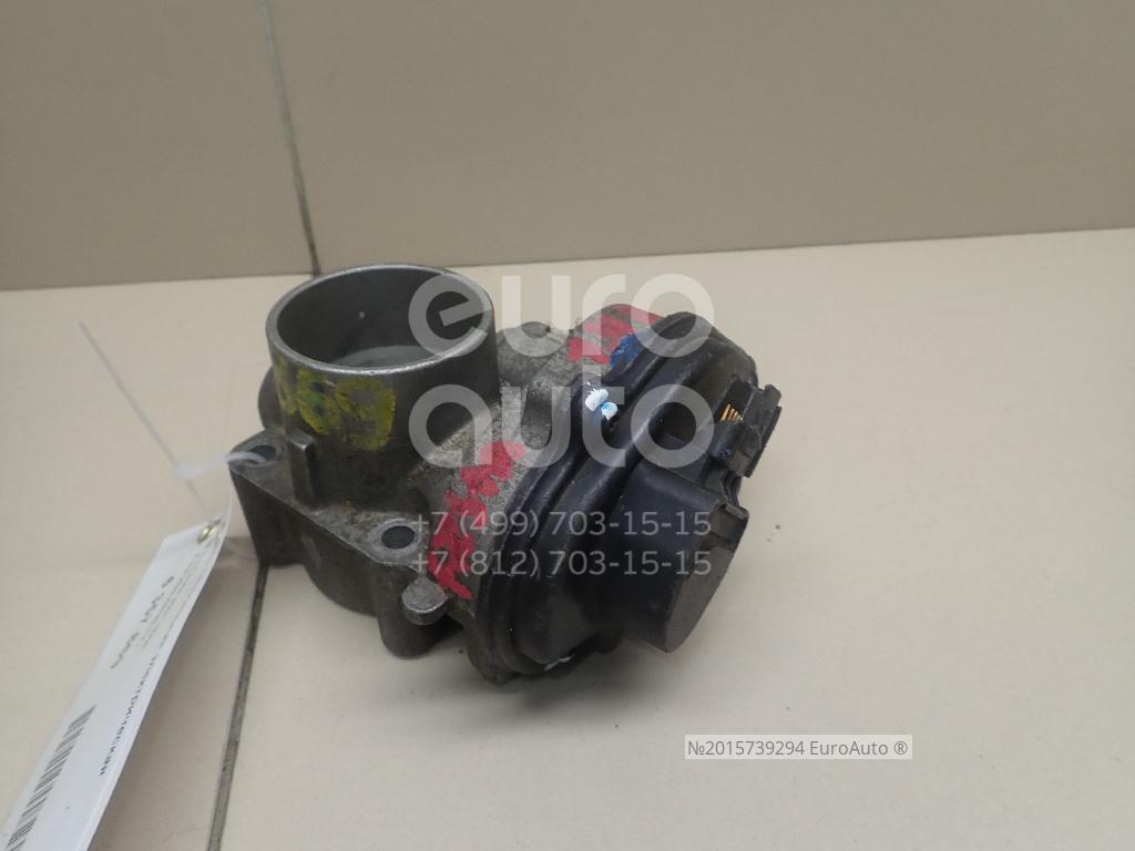 Заслонка дроссельная электрическая для Ford Fiesta 2001-2008;Focus II 2005-2008;Fusion 2002-2012;C-MAX 2003-2010;Focus II 2008-2011 - Фото №1