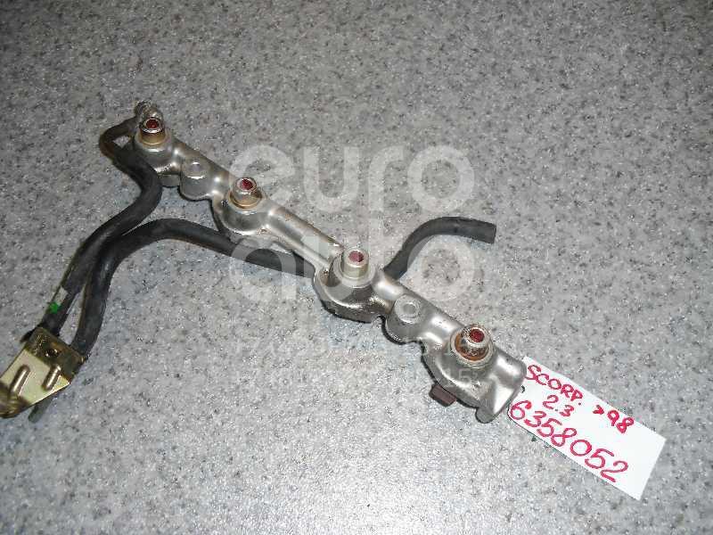 Рейка топливная (рампа) для Ford Scorpio 1994-1998;Transit [FA] 2000-2006;Galaxy 1995-2006 - Фото №1