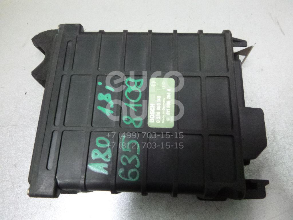 Блок управления двигателем для Audi,VW 80/90 [B3] 1986-1991;100/200 [44] 1983-1991;Golf II/Jetta II 1983-1992 - Фото №1