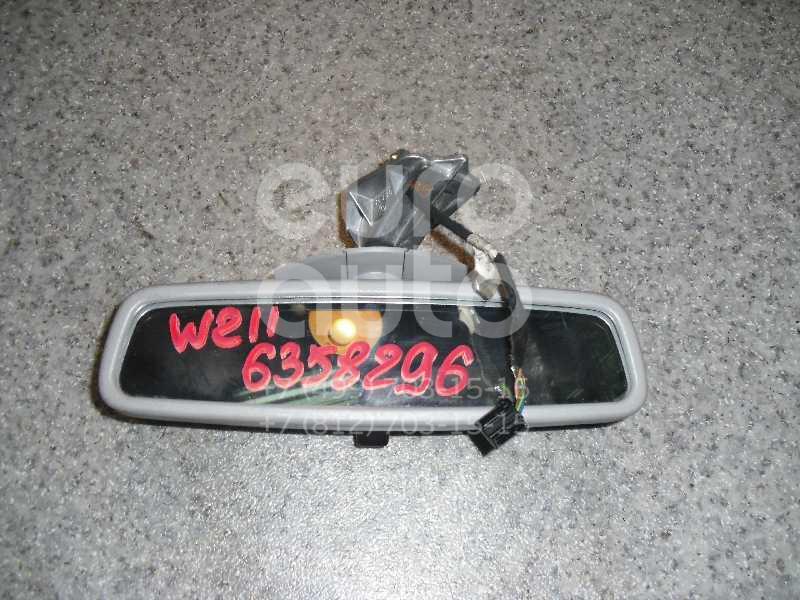 Зеркало заднего вида для Mercedes Benz W211 E-Klasse 2002-2009 - Фото №1