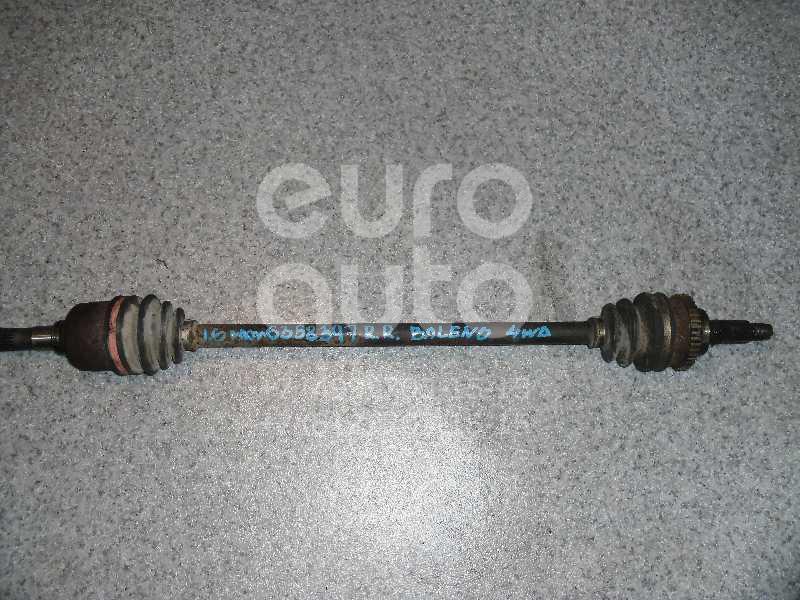 Полуось задняя правая для Suzuki Baleno 1998-2007;Baleno 1995-1998 - Фото №1