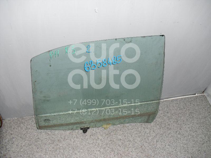 Стекло двери задней правой для Nissan Primera P11E 1996-2002 - Фото №1