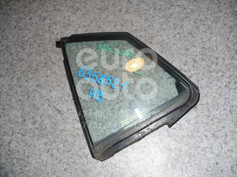 Стекло двери задней левой (форточка) для Mazda Mazda 6 (GG) 2002-2007 - Фото №1